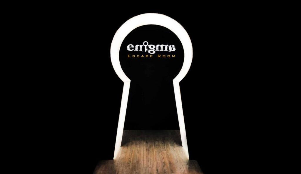 اتاق فرار انیگما