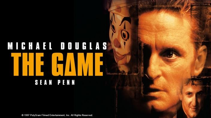 معرفی فیلم the game
