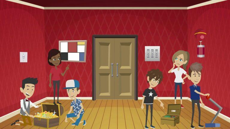 escaperoom team