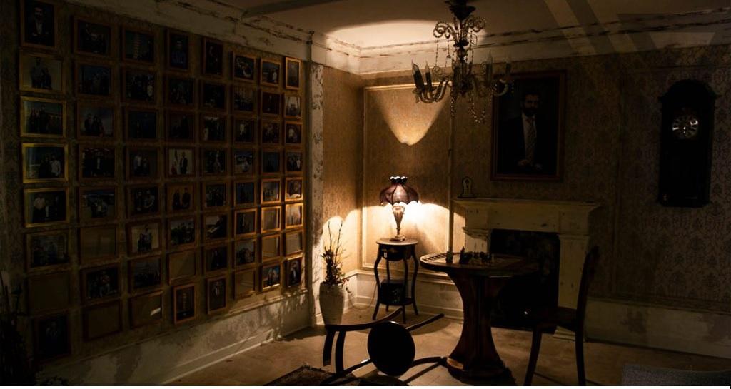دکور اتاق فرار راز