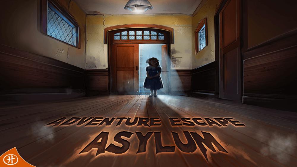 بازی مبایلAdventure Escape: Asylum