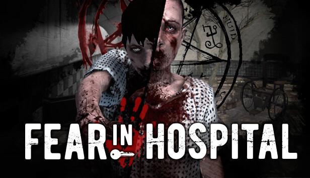 بازی fear hospital