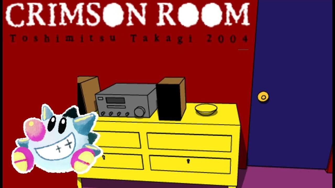 تاریخچه اتاق فرار-کریمسون روم