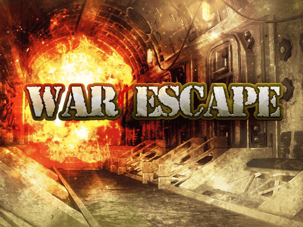 بازی war escape