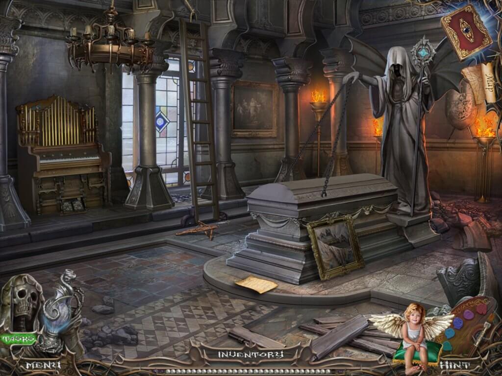 بازیHaunted Manor 2