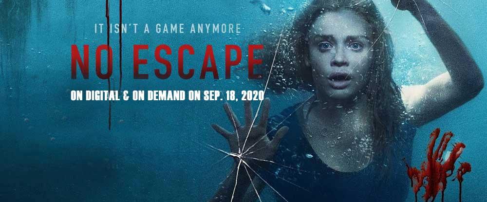تریلر فیلم no escape 2020