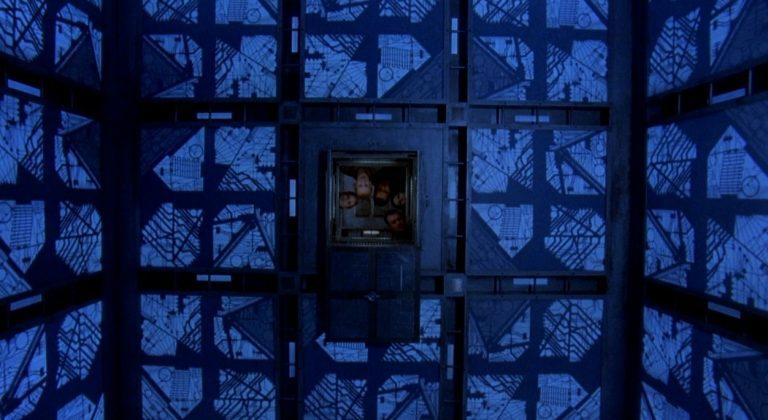 فیلم cube 1997