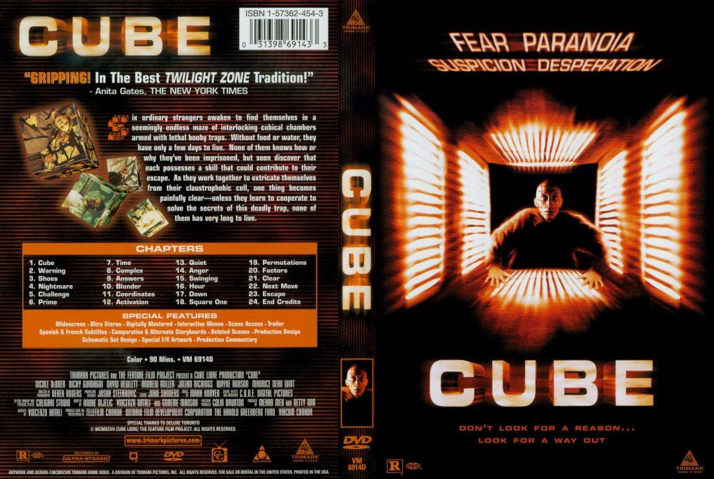 اطلاعات فیلم cube