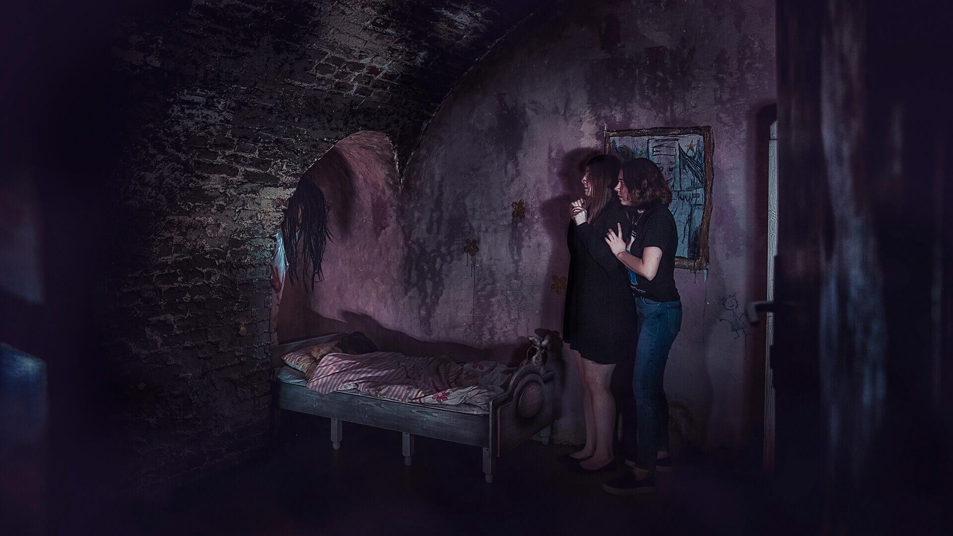 راهنمایی برای اتاق فرار ترسناک