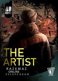 اتاق فرار انلاین the artist