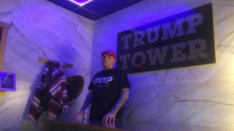 trump tower escape room