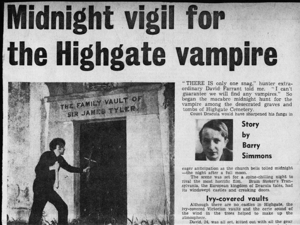 Highgate-vampire-newspaper