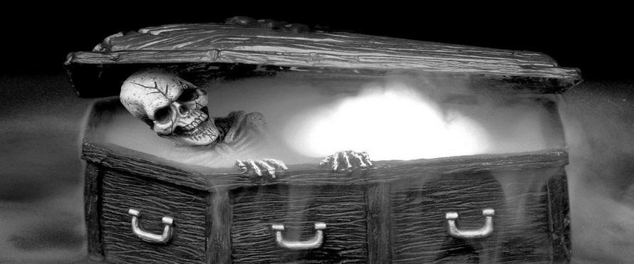 اتاق فرار تابوت