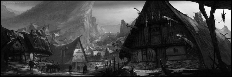 اتاق فرار دهکده مرگ