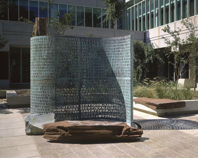 kryptos-sculptor