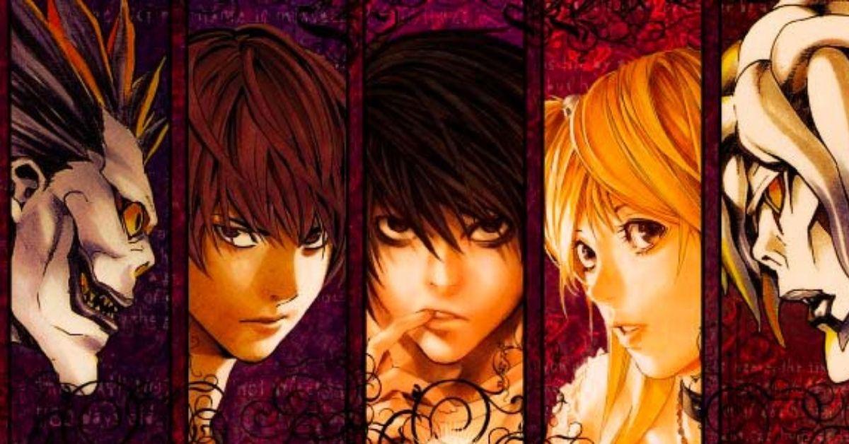 شخصیتهای اصلی سریال Death Note