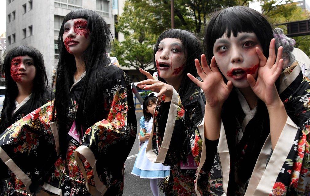 هالووین در ژاپن