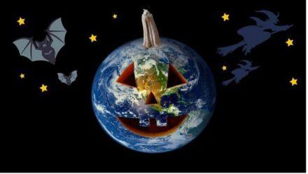 هاللوین در سراسر جهان